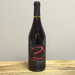 Quinton Wine Label Design