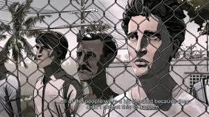 Nowhere line : un film d'animation pour montrer l'immontrable