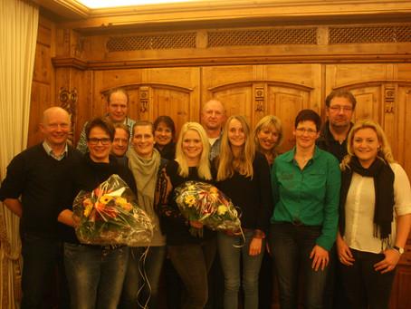 Neue Geschäftsführung im Reiterverein Oberkirchen