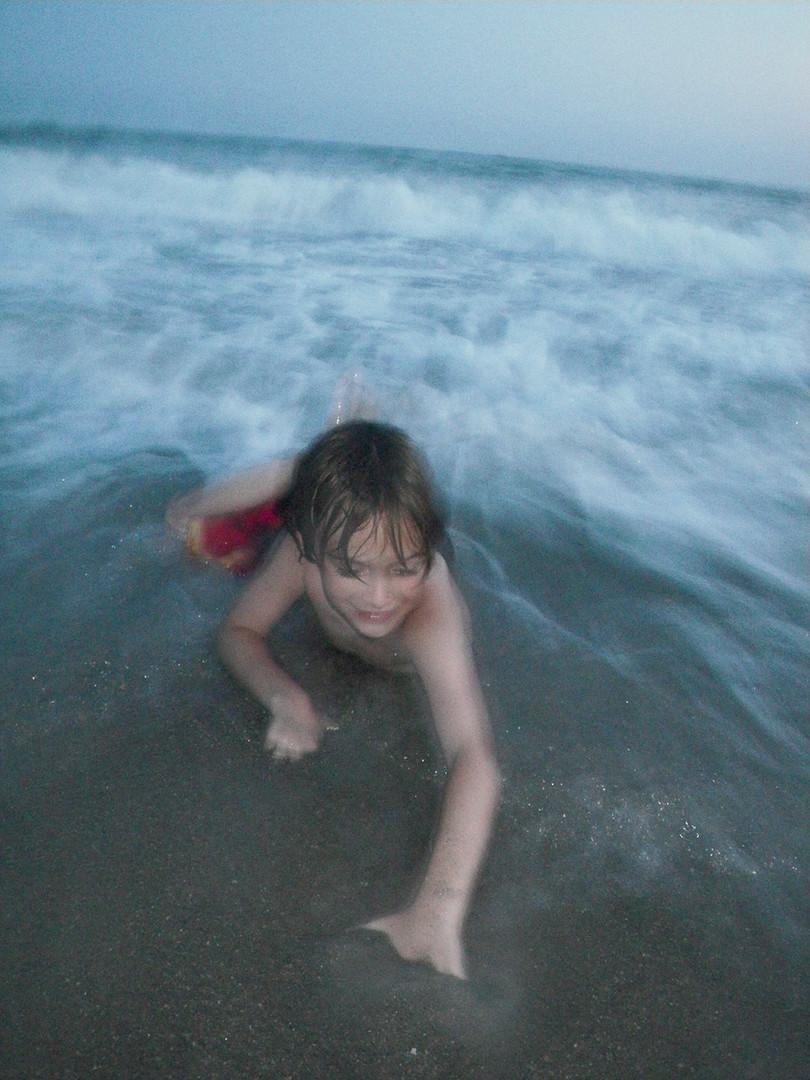 Crawling Michael.JPG