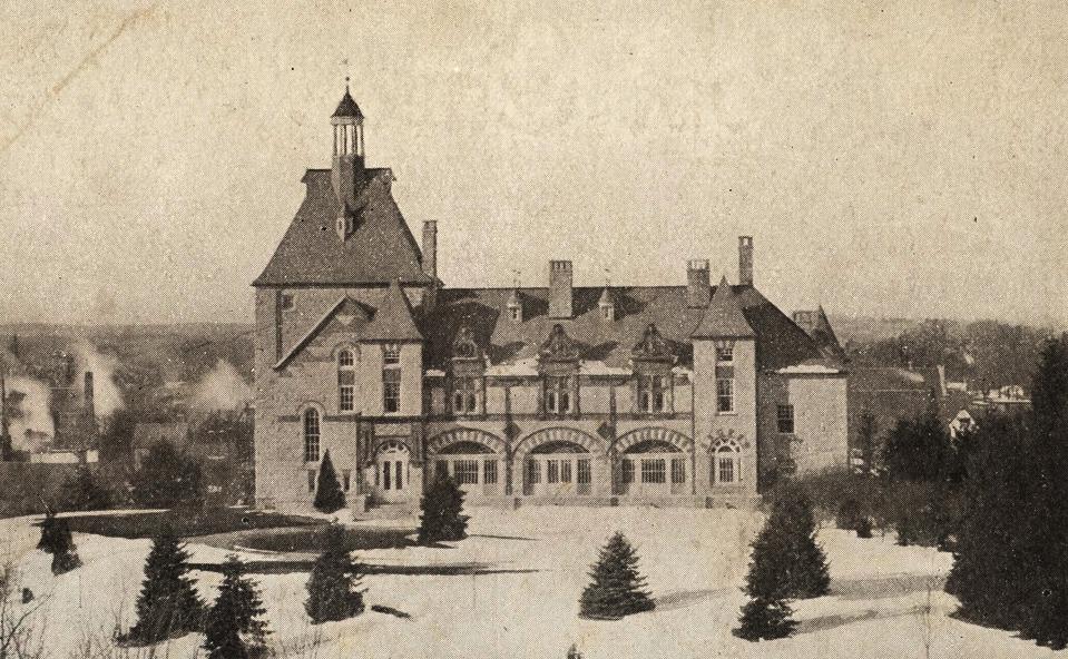 Tenney Castle, aka Grey Court.