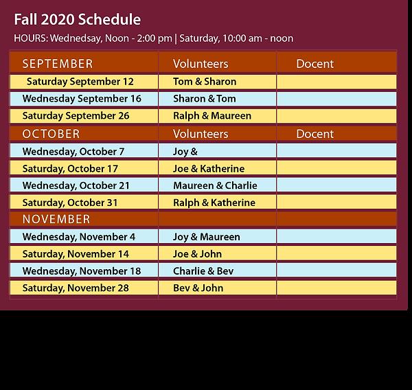 FALL 2020 MMH Volunteer Schedule.png