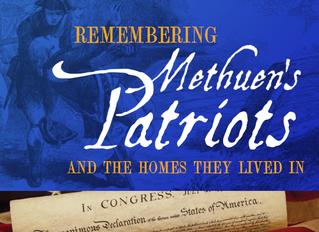 Revolutionary Homes and Methuen's Minutemen