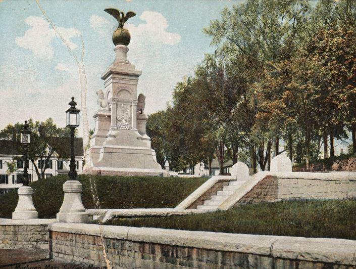 Methuen Civil War Monument