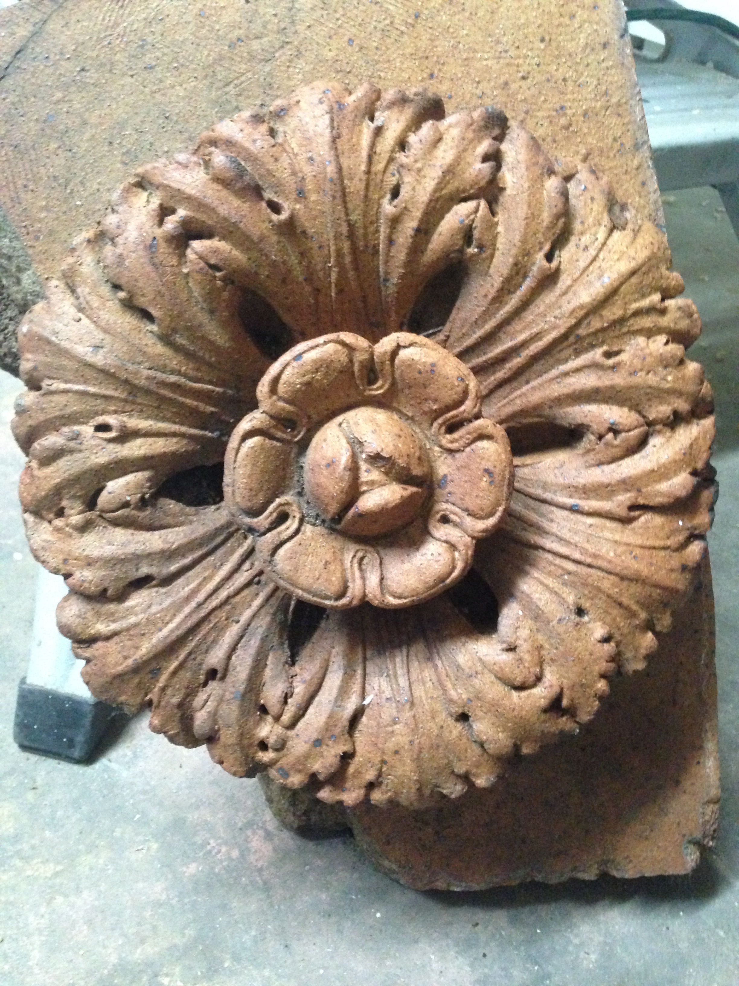 Terracotta Architectural Detail