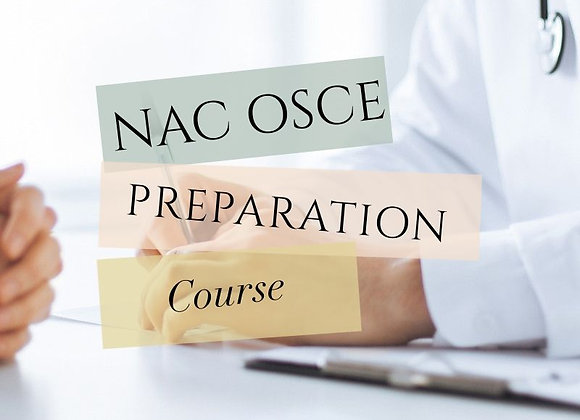 NAC OSCE Preparation_ Fall 2020