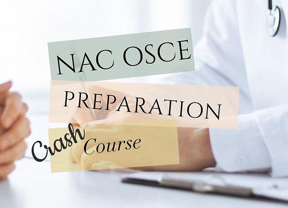 Live NAC-OSCE Crash Course