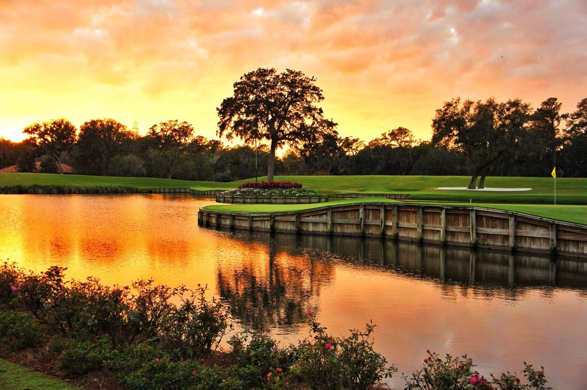 TPC Sawgrass Golf Course
