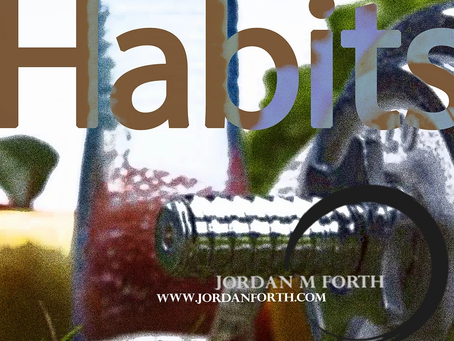 Habit Change...Awareness, the necessary ingredient.