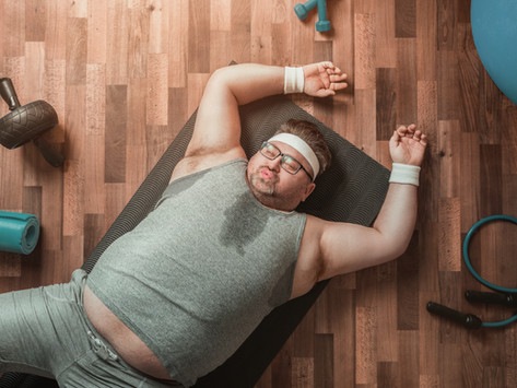 Are you working too hard for your fat loss?