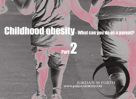 Childhood Obesity ~ Continued