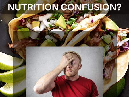 "Nutrition Confusion - ""Is it calories in VS calories out!?"""