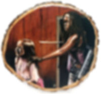 michonne and penny wood with resin.jpg