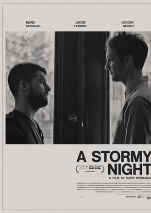 Una noche de tormenta (A stormy night)