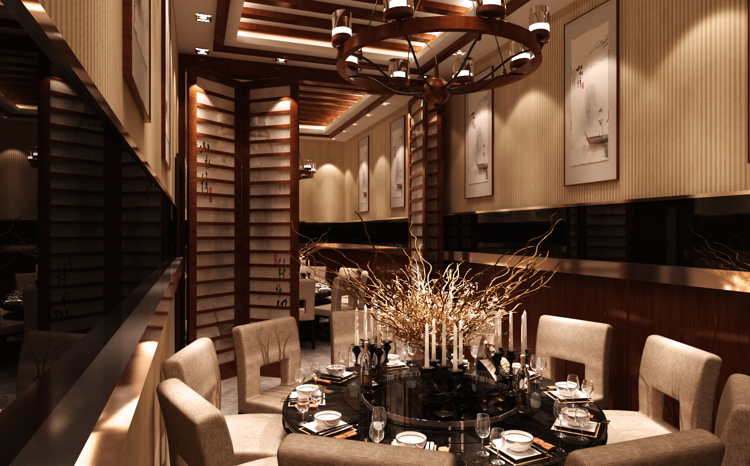 Large Private Room