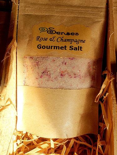 Rose & Champagne Gourmet Salt