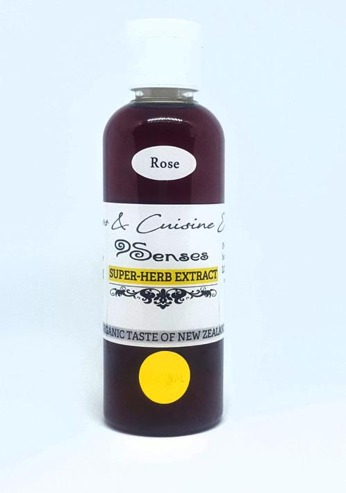 Rose Extract Wellness Cuisine Enhancer