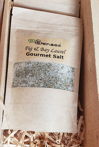 Fig & Bay Laurel Gourmet Salt