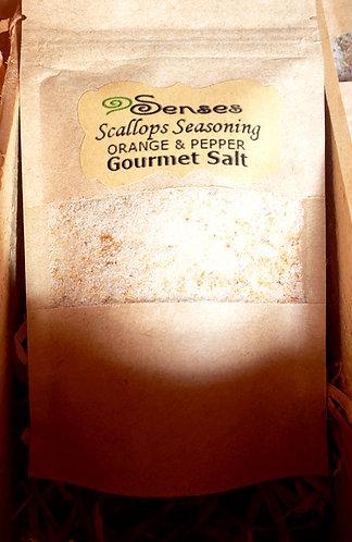 Gourmet Salts, New Zealand organics, organic, Fruit Salt, Flavor, flavored salt, 9 senses