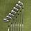 Thumbnail: Titleist AP2 712 Irons 3-9 // X-Stiff