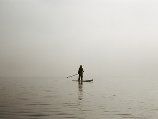 Has anyone found a stand up paddle board paddle?