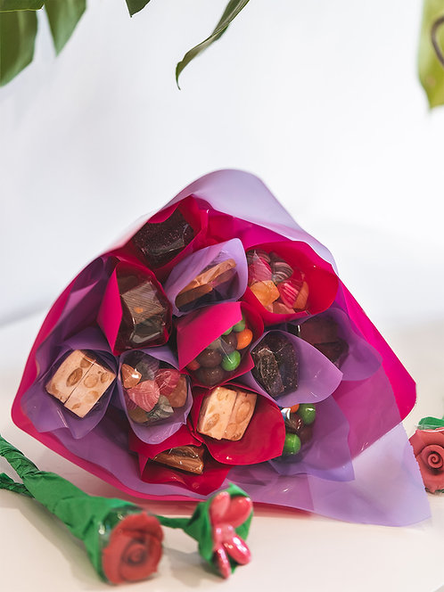 Bouquet à croquer - Bouquet gourmand