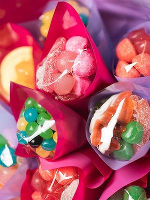 Bouquet de bonbons - fuschia mauve 2.jpg