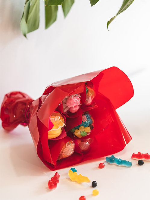 Bouquet à croquer - Bouquet de bonbons