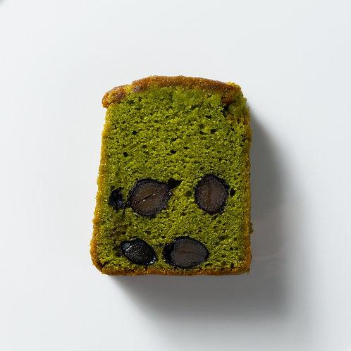 パウンドケーキ ‐ 米粉抹茶