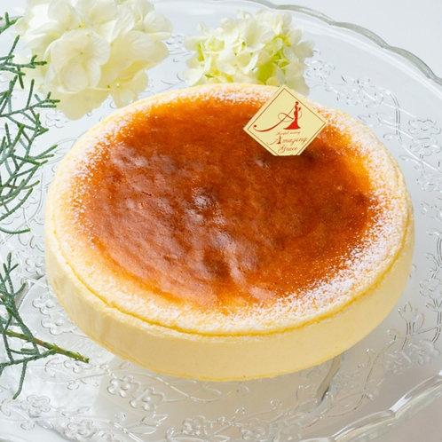 チーズスフレ(丸15㎝)