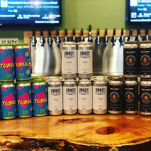 Some great additions to our can list tod
