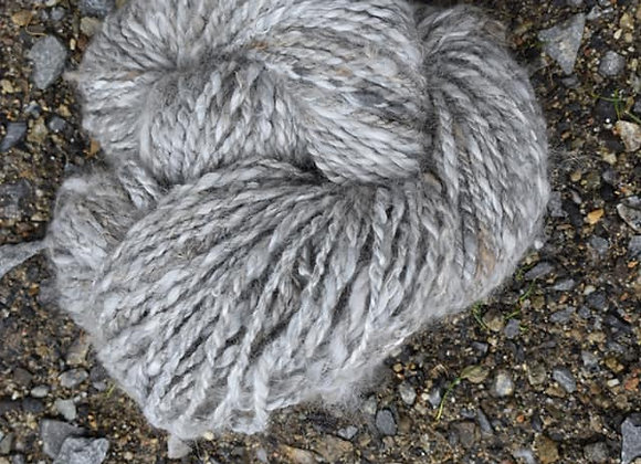 100%  Angora Handspun Farm Raised