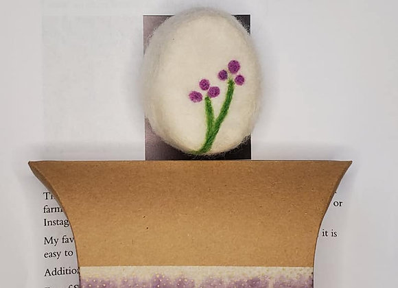 Felted Soap of the month