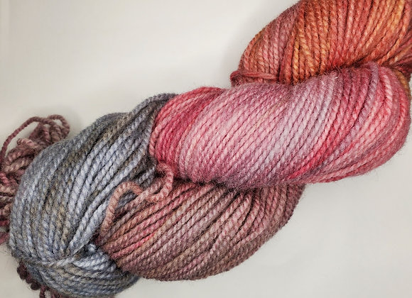 DK Weight - Rose and Silver