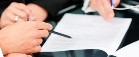 Expertise du marché des entreprises -Révision de la convention d'actionnaire ou de partenariat