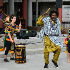 Wontanara at Franco Fest