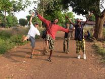 Friends in Kaporo