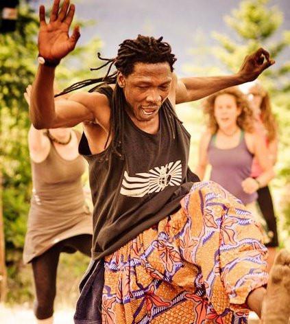 Mohamed at Dundun Village