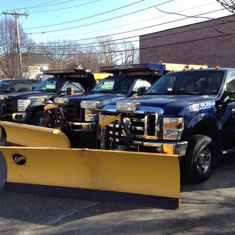 Snow Plow Fleet