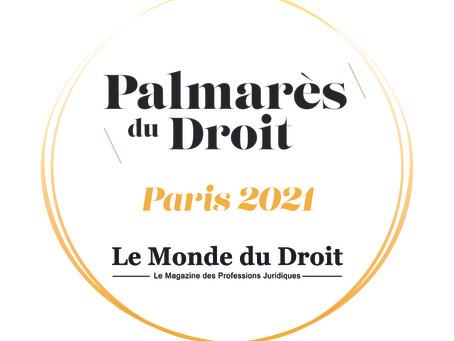Trophées du Droit 2021 : Votre avis sur Adrien & Associés !
