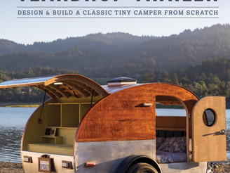 New book chronicles teardrop construction in careful detail