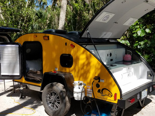 Turtle Up Trailers: From a doggie sidecar to  manufacturing teardrops