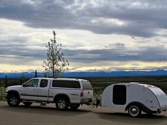 Alaska: A Three Month Teardrop  Tour