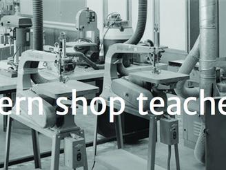 Teardrop build for a shop class