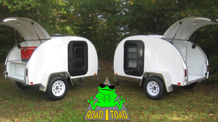 Camping or cargo, Road Toad has it covered