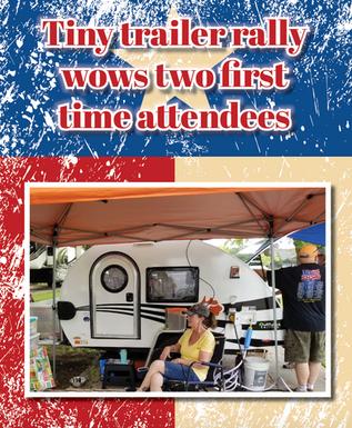Cover: Texas Tiny Trailer Rally