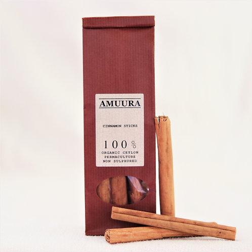 Ceylon Cinnamon Sticks Organic