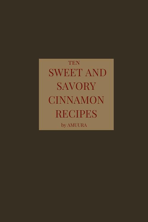 10 Sweet and Savory Cinnamon Recipes