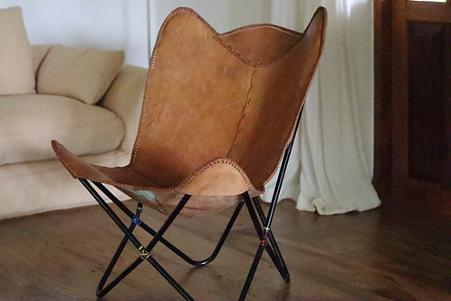 Butterfly Chair Leather Chair