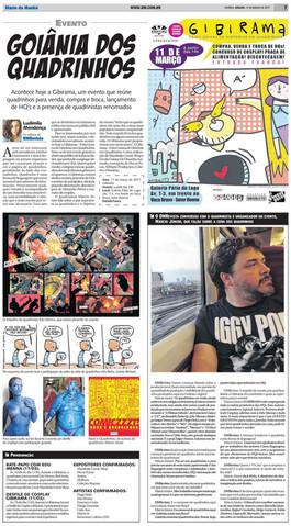 GIBIRAMA - Diário da Manhã - 11 de março de 2017